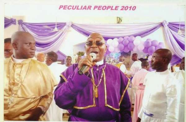 IF YOU BELIEVE IN MYSTERY, READ THIS STORY AND CONTACT CCC CALVARY PARISH Through 070-119-44293.  The World set to celebrate Cele Leader, Joshua Akande Ogunorunlayede on Workers' Day.  + 7 Mysterious things he did before his demise + how he predicted his own demise