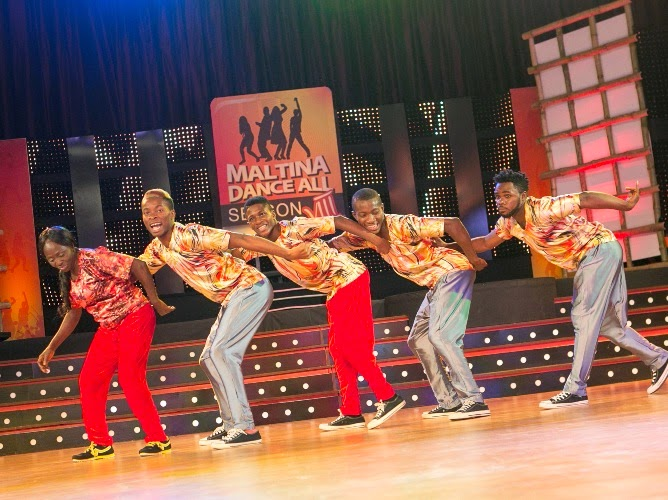 Oladapo, Nwaeze Families Bows Out Of Maltina Dance All8 Academy