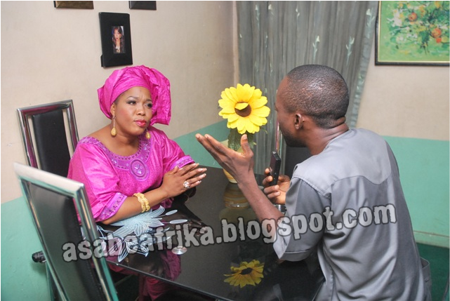 """Gospel Music star Kenny St Best-KSB shares her political dreams with Asabeafrika …Says """"After Music, Politics is it"""""""