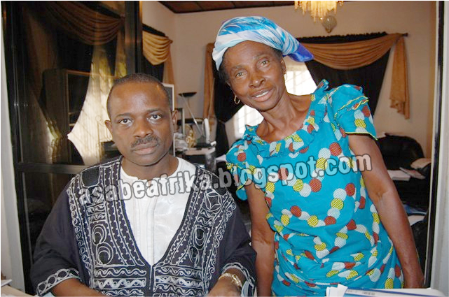 5 Years after Fred Archibong's death |  Mother reveals how he missed Pastor Adeboye's altar call few hours to death + The untold story of Madam Ama Daniel Archibong | …Gave blow-by-blow account of Fred's last Moments @ Abuja Hospital