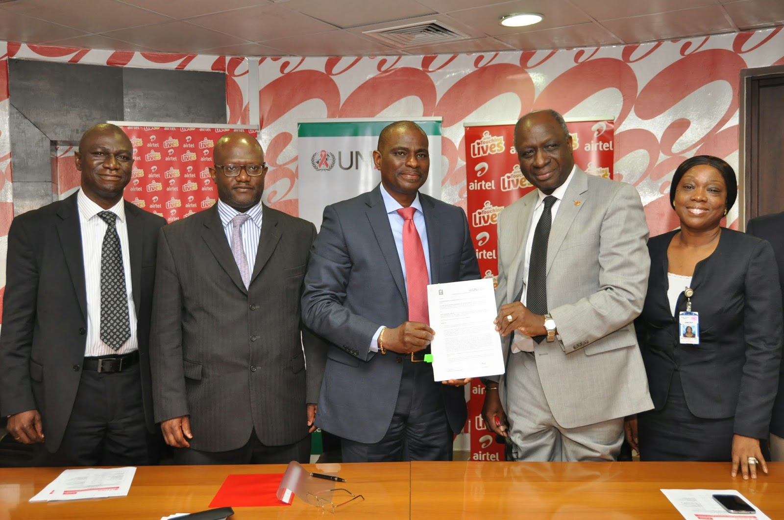 Airtel Partners UNAIDS to tackle mother-to-child transmission of HIV in Nigeria