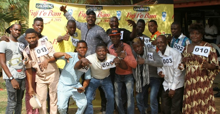 23 Qualify From Goldberg Fuji T'o Bam Auditions at Ota