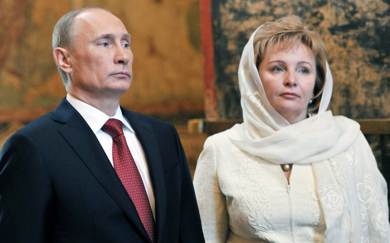 Vladimir Putin's Ex-Wife Finds a New, Younger Love