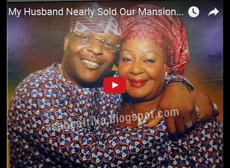 VIDEO: My Husband Nearly Sold Our Mansion To Fund My Cancer Treatment in USA – Shina Peter's Wife, Sammie