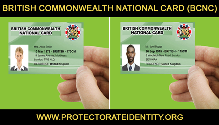 UK Political Party Unveils British Commonwealth National Card   Members of Commonwealth Nations, Citizens advised to Apply