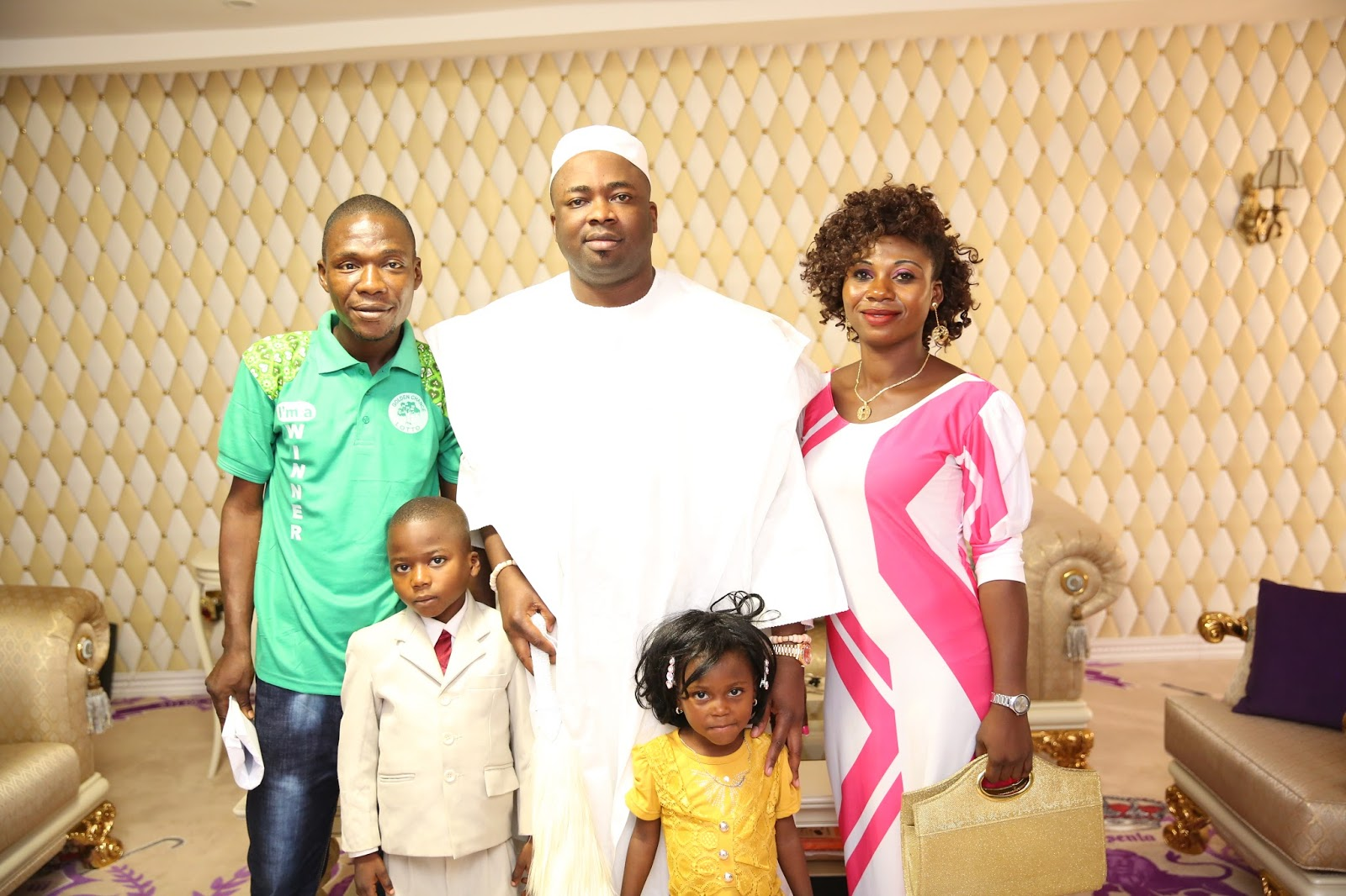 How we made cool millions in Oba Elegushi's Imperial City Promo—Winners
