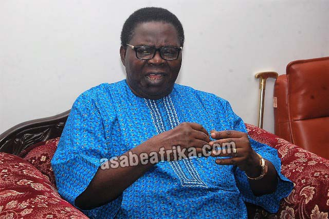 Why I went back to music  after 17 years in the vineyard—Ebenezer Obey + How he became Professor Emeritus