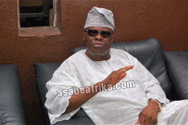 """The David Jemibewon Exclusive 6: """"How I fell out with Obasanjo"""" + The Sunday Awoniyi connection"""