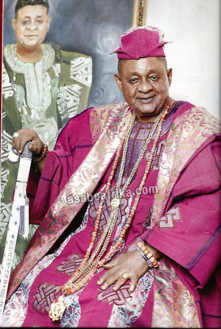 Alaafin of Oyo & Ooni of Ife in seniority contest @ Public Lecture + Says 'Ooni not bigger than Alaafin'