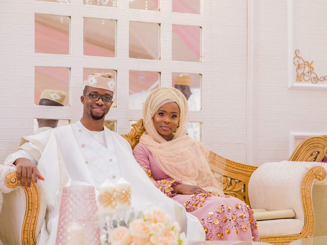 Faces from the talk-about-town grand nuptial of  Gov. Amosun & Hon. Abike Dabiri's children in Abeokuta  + What they didn't tell you about the Couple