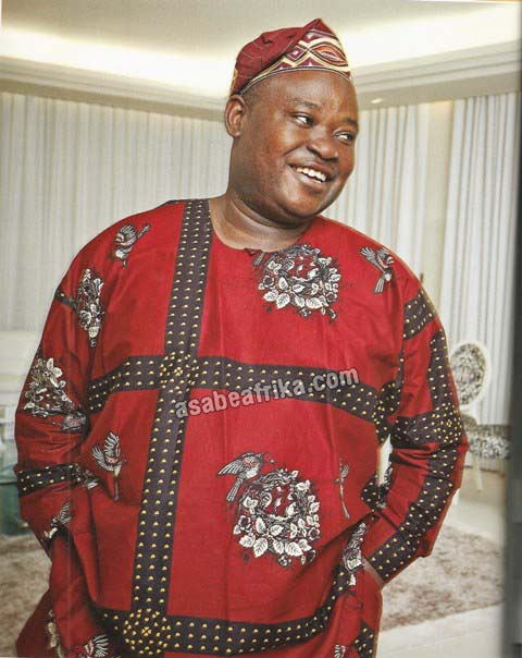 I am happy the Europeans who enslaved my forefathers now serve me as pilots—Jimoh Ibrahim + How he got his Araba title